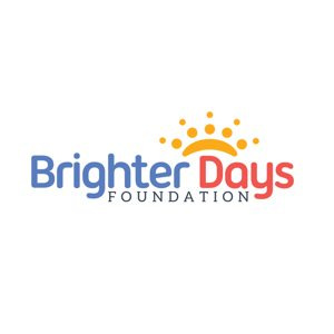 brighter days foundation branding