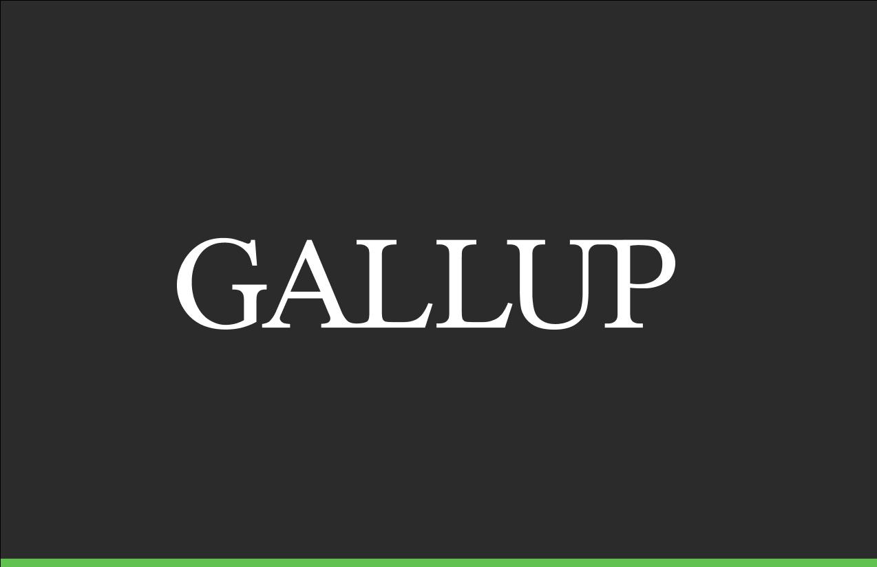 gallup branding